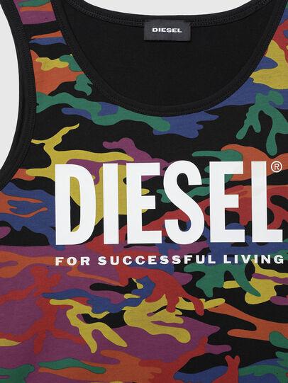 Diesel - TCANNYRBOW, Multicolor - Camisetas y Tops - Image 3