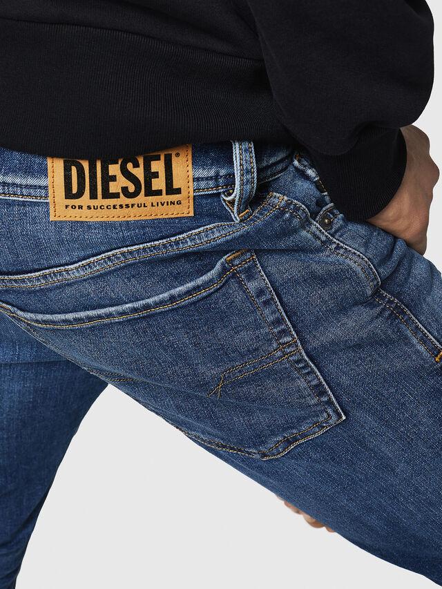 Diesel - Sleenker 069FZ, Azul medio - Vaqueros - Image 5