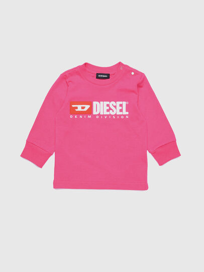 Diesel - TJUSTDIVISIONB ML,  - Camisetas y Tops - Image 1