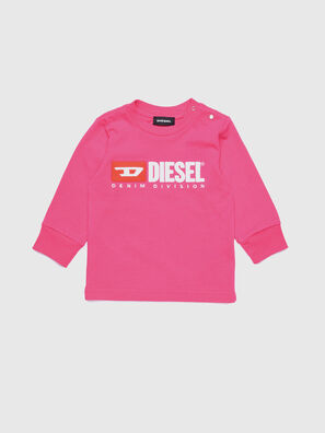 TJUSTDIVISIONB ML, Fucsia - Camisetas y Tops