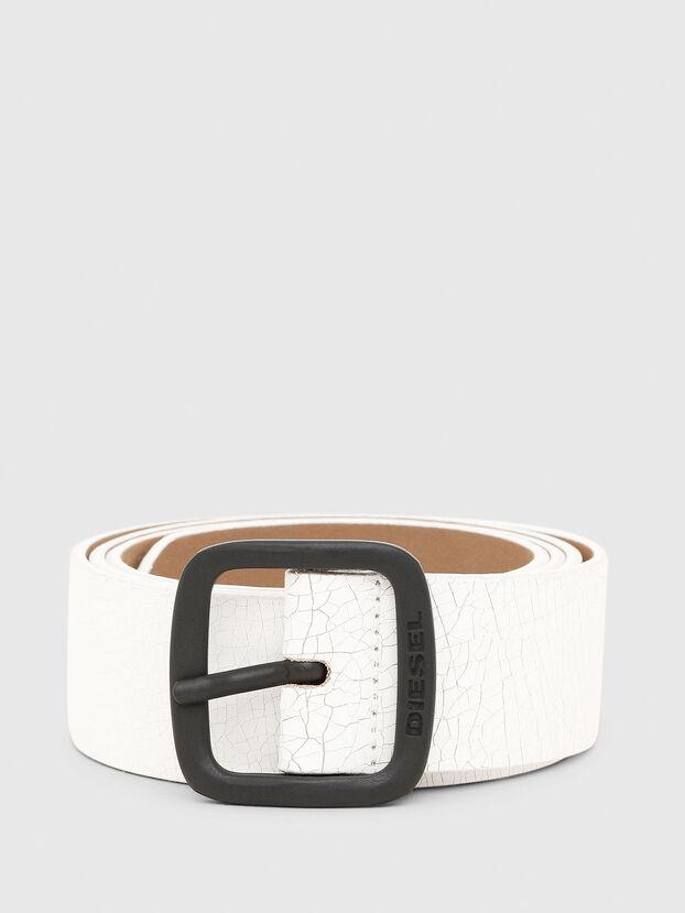 B-CRASEL, Blanco - Cinturones