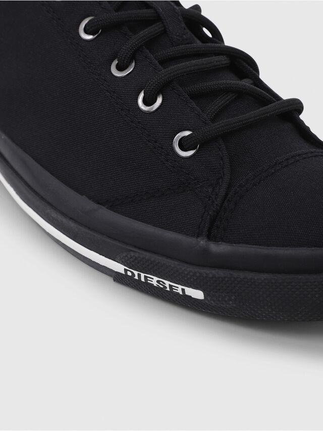 Diesel - EXPOSURE LOW I, Negro - Sneakers - Image 5
