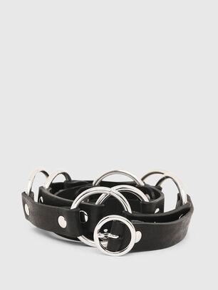 B-JAN, Negro - Cinturones