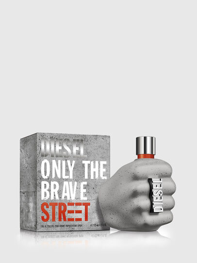 Diesel - ONLY THE BRAVE STREET 125ML, Gris - Only The Brave - Image 1