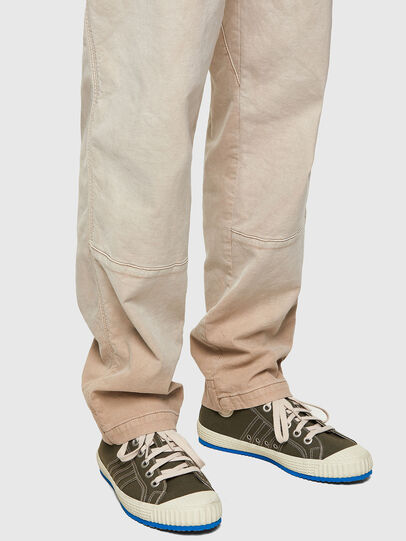 Diesel - D-Azerr JoggJeans® 069WG, Blanco - Vaqueros - Image 4
