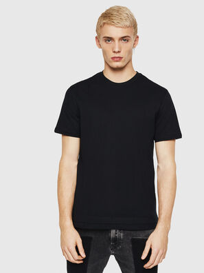 T-DIAMANTIK-NEW, Negro - Camisetas