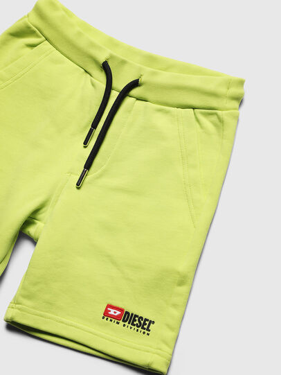 Diesel - PNAT, Amarillo Fluo - Shorts - Image 3