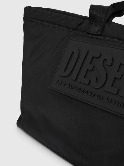 Diesel - SHOPPYE, Negro - Bolsos Shopper y Al Hombro - Image 5