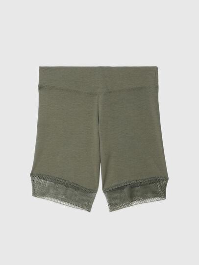 Diesel - UFLB-FAUSTMESH, Verde Militar - Pantalones - Image 1