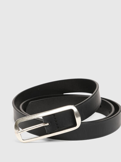 Diesel - B-OVY, Negro - Cinturones - Image 2