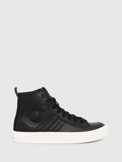 Diesel - S-ASTICO MID LACE W, Negro - Sneakers - Image 1