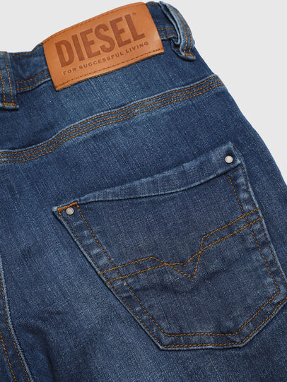 Diesel - PROOLI-N, Azul medio - Shorts - Image 3
