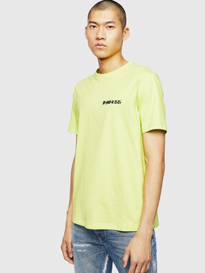 T-JUST-B31, Amarillo Fluo - Camisetas
