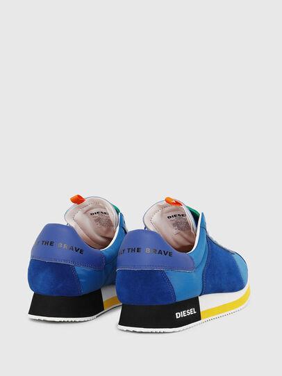 Diesel - S-PYAVE LC, Azul Brillante - Sneakers - Image 3