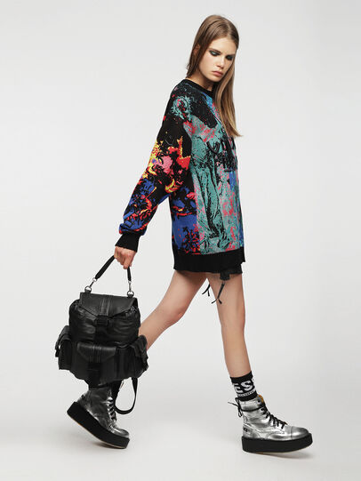 Diesel - MISS-MATCH BACKPACK,  - Mochilas - Image 7