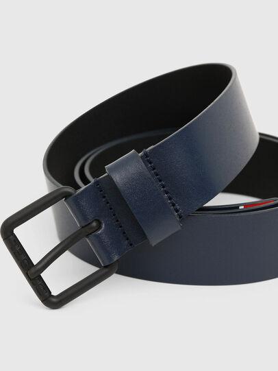 Diesel - B-TRED, Azul - Cinturones - Image 2
