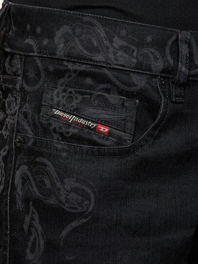 Diesel - D-Strukt 009KT, Negro/Gris oscuro - Vaqueros - Image 4