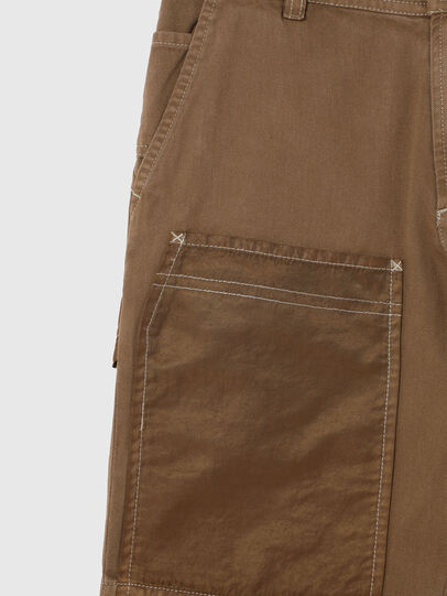 Diesel - PTRENTSHORT, Marrón - Shorts - Image 2