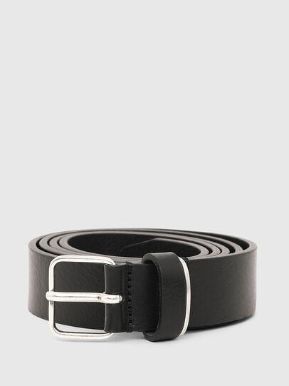 Diesel - B-GU, Negro - Cinturones - Image 1
