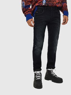 D-Bazer 0679R, Negro/Gris oscuro - Vaqueros