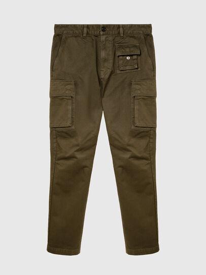 Diesel - P-COR, Verde Militar - Pantalones - Image 4