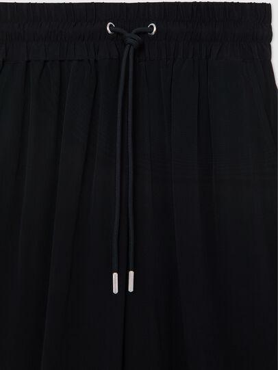Diesel - P-CHINILLE-WOV, Negro - Pantalones - Image 3