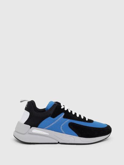 Diesel - S-SERENDIPITY LOW CU, Negro/Azul marino - Sneakers - Image 1