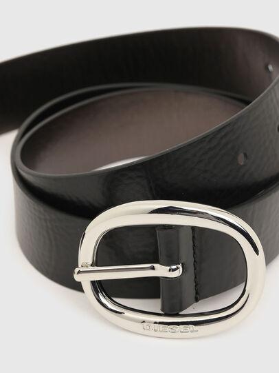 Diesel - B-ISIDE, Negro/Gris - Cinturones - Image 2