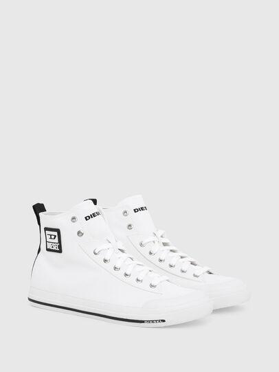 Diesel - S-ASTICO MID CUT, Blanco - Sneakers - Image 2