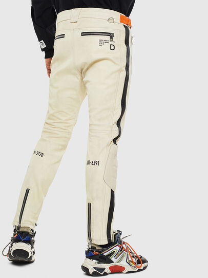 Diesel - P-CAMARO, Blanco - Pantalones - Image 2