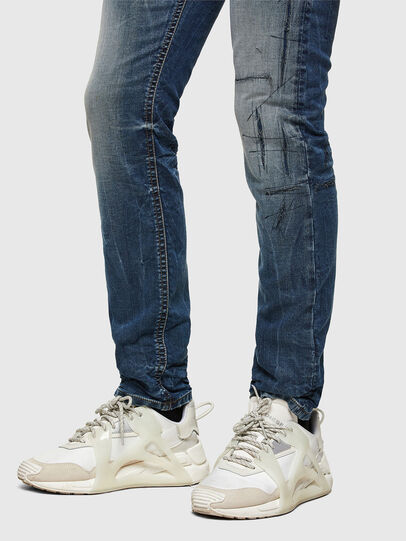 Diesel - Thommer JoggJeans® 069SZ, Azul Oscuro - Vaqueros - Image 4