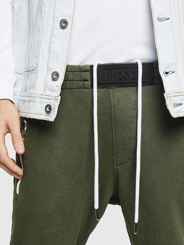 Diesel - P-TA, Verde Oscuro - Pantalones - Image 3
