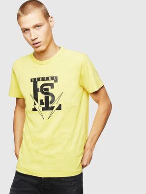 T-DIEGO-B14, Amarillo - Camisetas