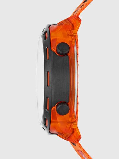 Diesel - DZ1896, Naranja Fluo - Relojes - Image 3