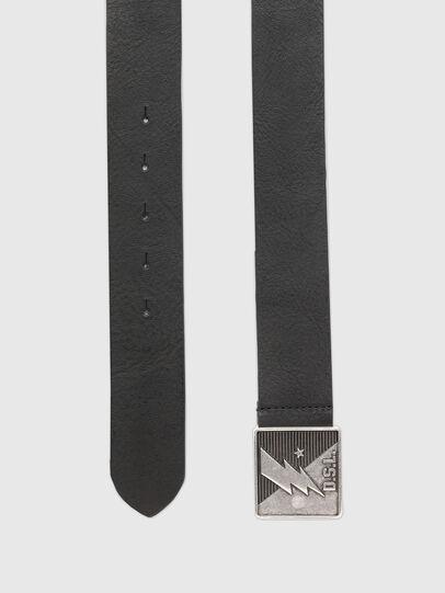 Diesel - B-MONT, Negro - Cinturones - Image 3