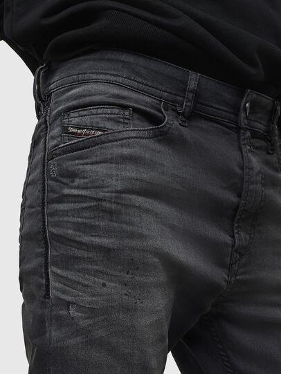 Diesel - Spender JoggJeans 069GN, Negro/Gris oscuro - Vaqueros - Image 3