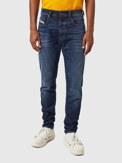 Diesel - D-Strukt JoggJeans® 069XG, Azul Oscuro - Vaqueros - Image 1