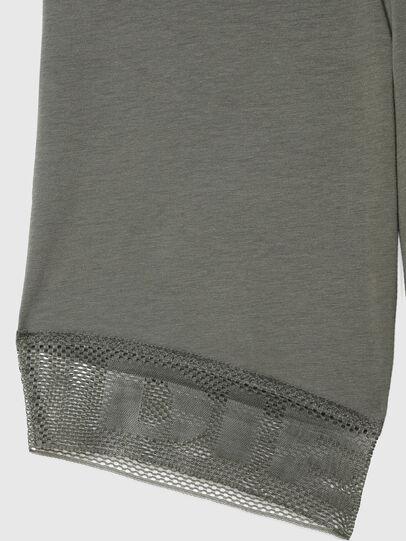 Diesel - UFLB-FAUSTMESH, Verde Militar - Pantalones - Image 3