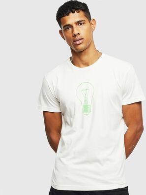 T-DIEGO-S9, Blanco - Camisetas