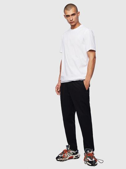 Diesel - T-GLASSY, Blanco - Camisetas - Image 5