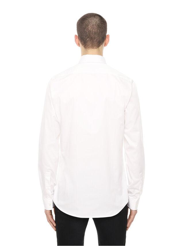 Diesel - SIRRIVE-CACTUS, Blanco - Camisas - Image 2