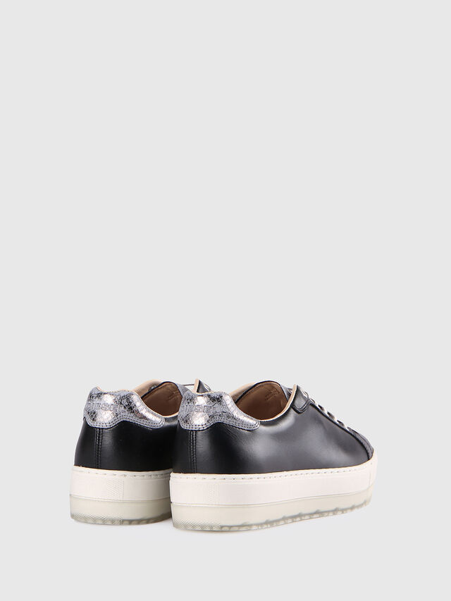 Diesel - S- ANDYES W, Negro/Plata - Sneakers - Image 3