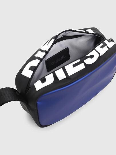 Diesel - BOLD POUCH, Azul/Negro - Bolsos - Image 4