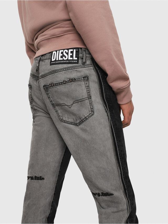 Diesel - Mharky 082AN, Negro/Gris oscuro - Vaqueros - Image 4