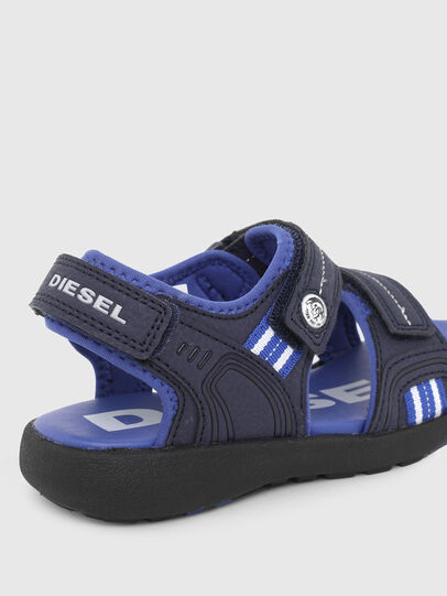 Diesel - S-ANDAL YO, Azul - Calzado - Image 4