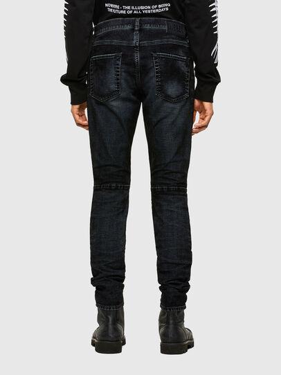 Diesel - D-Strukt JoggJeans® 069TG, Negro/Gris oscuro - Vaqueros - Image 2