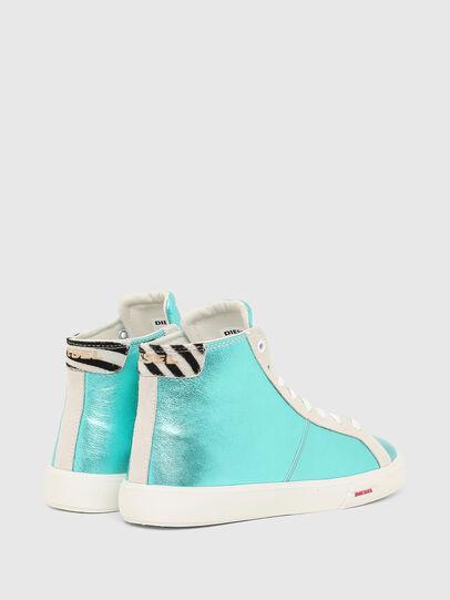 Diesel - S-MYDORI MC W, Celeste - Sneakers - Image 3