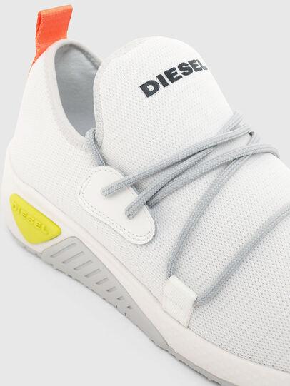 Diesel - S-KB SLE W, Blanco - Sneakers - Image 4