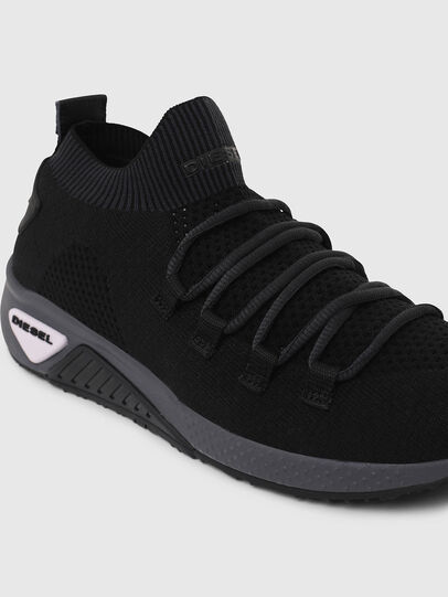 Diesel - S-KB ATHL LACE W, Negro - Sneakers - Image 4