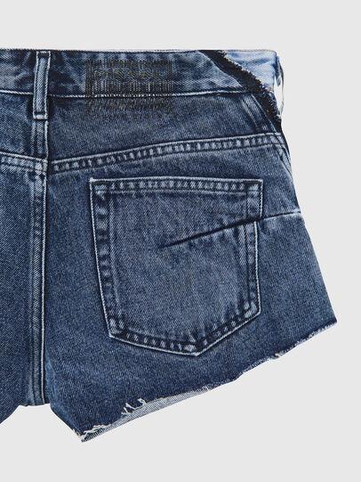 Diesel - DE-RIMY, Azul Claro - Shorts - Image 4
